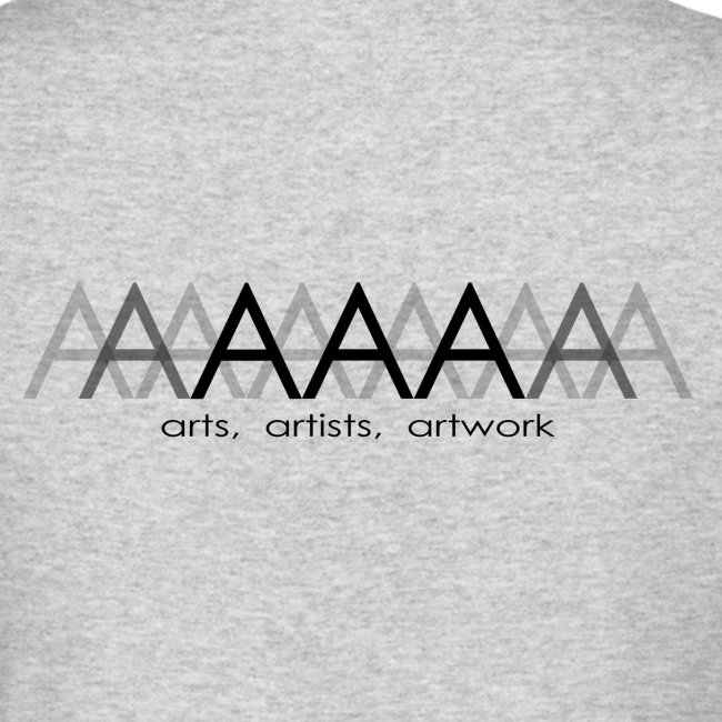 Men's Long Sleeve T-Shirt by American Apparel Arts Artists Artwork