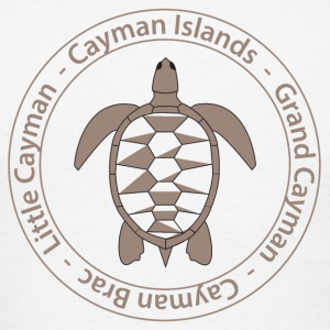 Cayman Islands - Men's T-Shirt