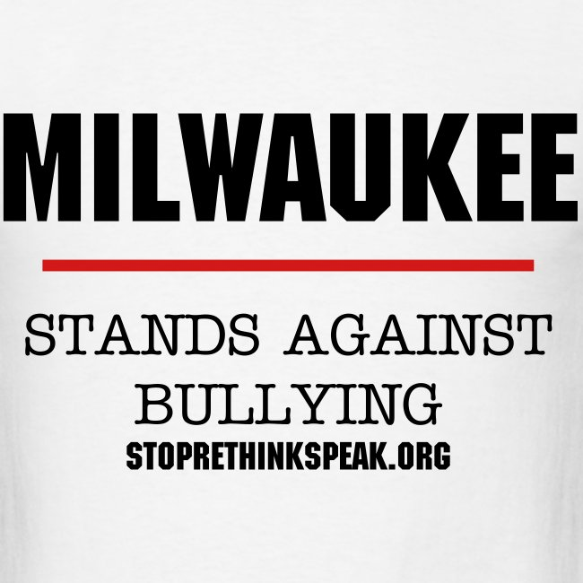 Milwaukee Stands Against Bullying