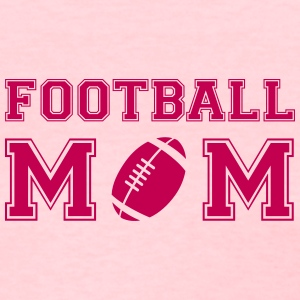 football_mom Women's T-Shirts - Women's T-Shirt