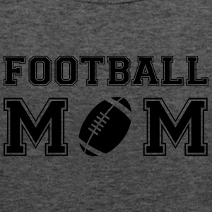 football_mom Tanks - Women's Flowy Tank Top by Bella