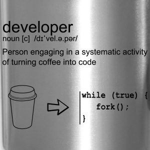 Developer  - Travel Mug