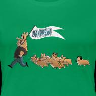 Design ~ Women's Tee: The Mandrew March!