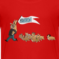 Design ~ Children's Tee: The Mandrew March!