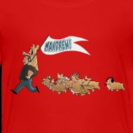 Design ~ Children's Tee: The Mandrew March!