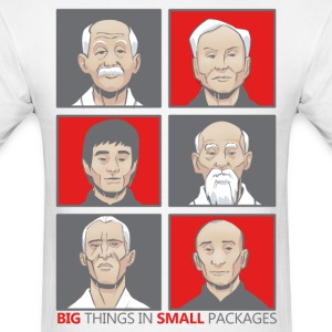 Big Things - Men's T-Shirt