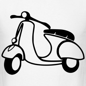 Scooter T-Shirts - Men's T-Shirt