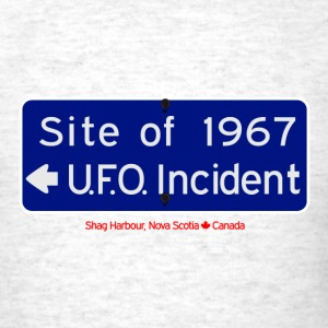 UFO Shag Harbour 1967 - Men's T-Shirt