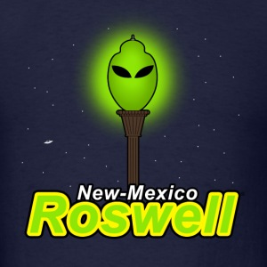 Roswell NM - Men's T-Shirt