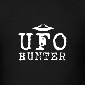 UFO Hunter - Men's T-Shirt
