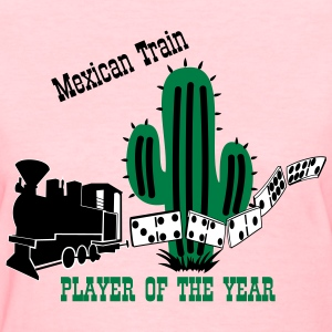 Mexican Train NEW Women's T-Shirts - Women's T-Shirt
