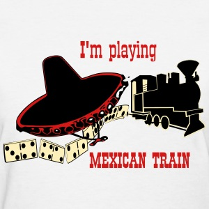 Mexican Train 1 Women's T-Shirts - Women's T-Shirt