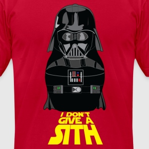 I Don¡t Give a Sith - Men's T-Shirt by American Apparel