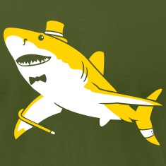 Sir Great White T-Shirts