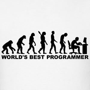 World's Best Programmer T-Shirts - Men's T-Shirt
