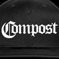 Design ~ Compost Snapback