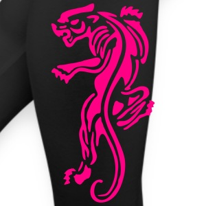 panther tattoo vintage  patjila2 Bottoms - Leggings