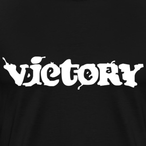 VICTORY or DEFEAT T-Shirts - Men's Premium T-Shirt