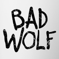 Design ~ Bad Wolf - Doctor Who  | Robot Plunger