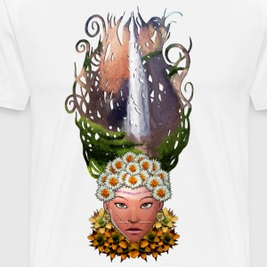 Mother Nature T-Shirts - Men's Premium T-Shirt