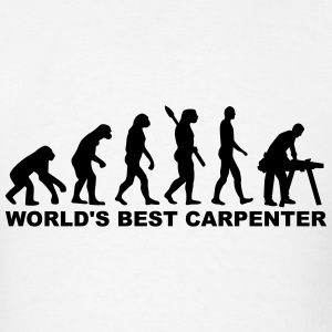 World's Best Carpenter T-Shirts - Men's T-Shirt