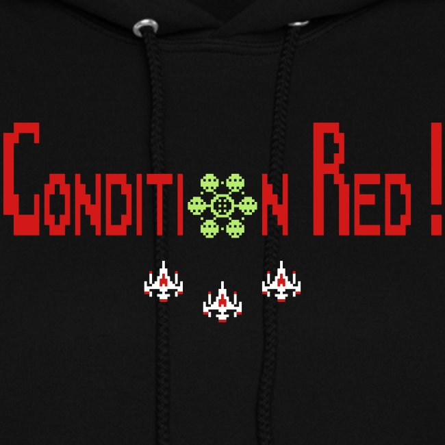 Condition Red (free shirtcolor selection)