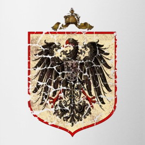 German Imperial Eagle - Contrast Coffee Mug
