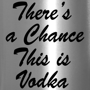 vodka Chance Bottles & Mugs - Travel Mug