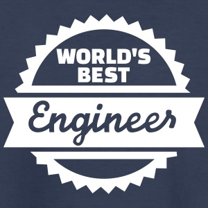 World's Best Engineer Kids' Shirts - Kids' Premium T-Shirt