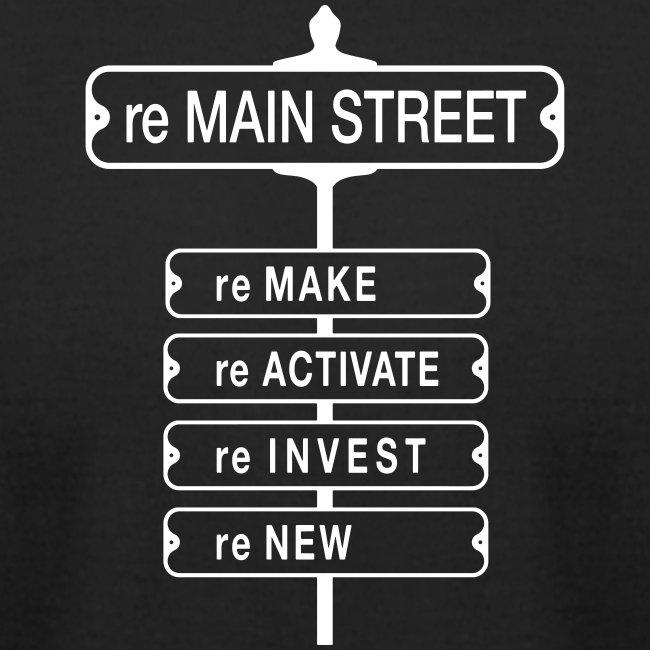 reMain Street (WHT)