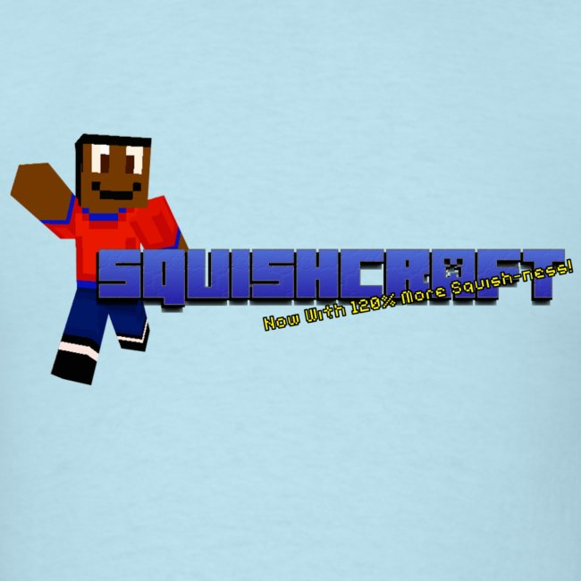 SquishCraft Logo Tee