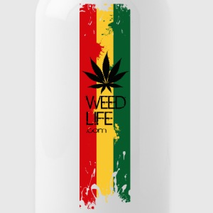 10 Rasta Life  Bottles & Mugs - Water Bottle