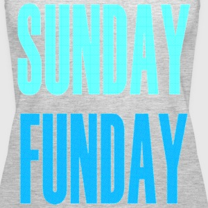 SUNDAY FUNDAY | FATHERS DAY Tanks - Women's Premium Tank Top