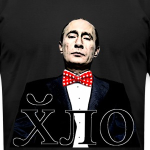 Putin XLO - Men's T-Shirt by American Apparel