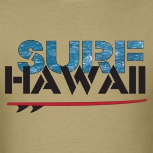Surf Hawaii - Men's T-Shirt
