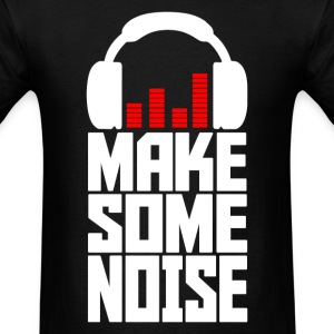 Make Some Noise Headphone II - Men's T-Shirt