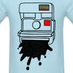 Vintage Polaroid Camera - Men's T-Shirt