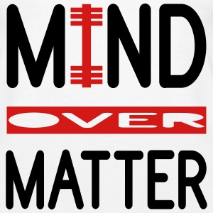Mind Over Matter WOD and Weight Lifting Tanks - Women's Premium Tank Top