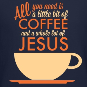 All you need is Coffee and Jesus Sweatshirt/Jumper - Crewneck Sweatshirt