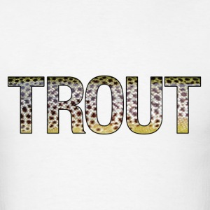 Trout - Men's T-Shirt