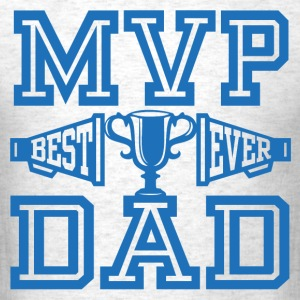 MVP Dad - Men's T-Shirt