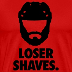 Playoff Beard T-Shirts