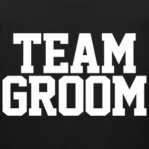 Team Groom Men - Men's Premium Tank