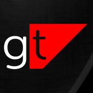Design ~ Bandana  // GeekTyrant RED Logo