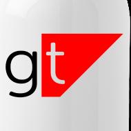 Design ~ Water Bottle  // GeekTyrant RED Icon