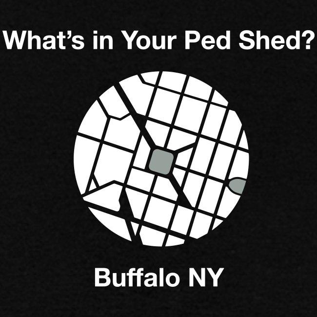 NY Ped Shed (WHT)