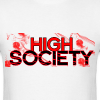 MEN HIGH SOCIETY - Men's T-Shirt