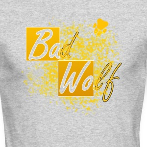 Bad Wolf Long Sleeve Shirt - Men's Long Sleeve T-Shirt by Next Level