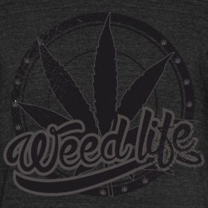 Weed Life Products - Unisex Tri-Blend T-Shirt