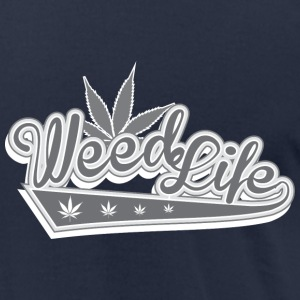 Weed Life Products - Men's T-Shirt by American Apparel